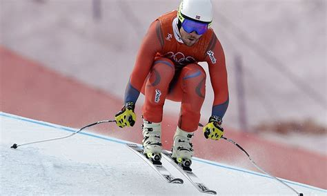 Olympic men's downhill postponed because of strong wind