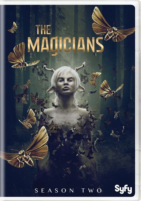 The Magicians DVD Release Date