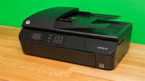 HP Officejet 4630 review: A practical Web-connected
