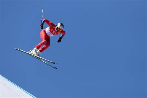 Norway duo finishes 1-2 in men's downhill - The Boston Globe