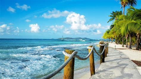 Saint Vincent And The Grenadines Country In The Caribbean