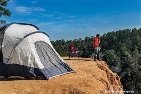 Red Bluff: The Best And Most Unique Hike In Mississippi